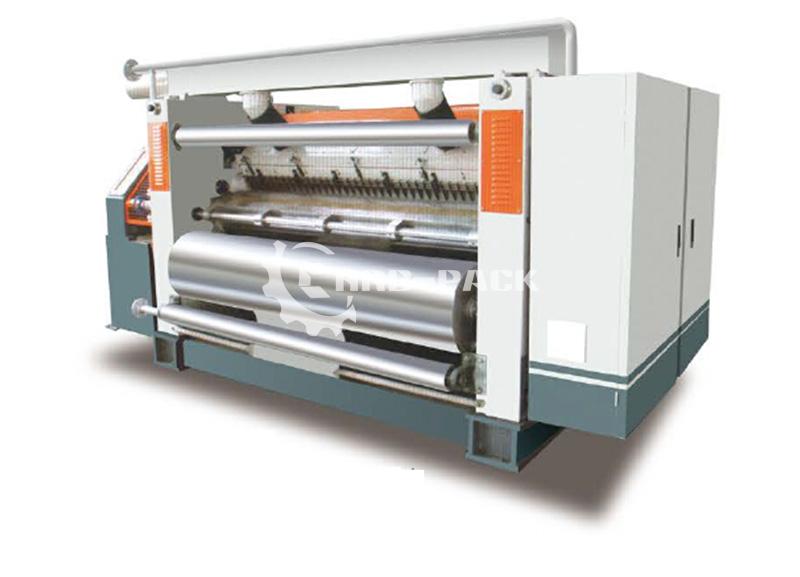 SF-360C/320C 吸附式单面瓦楞机