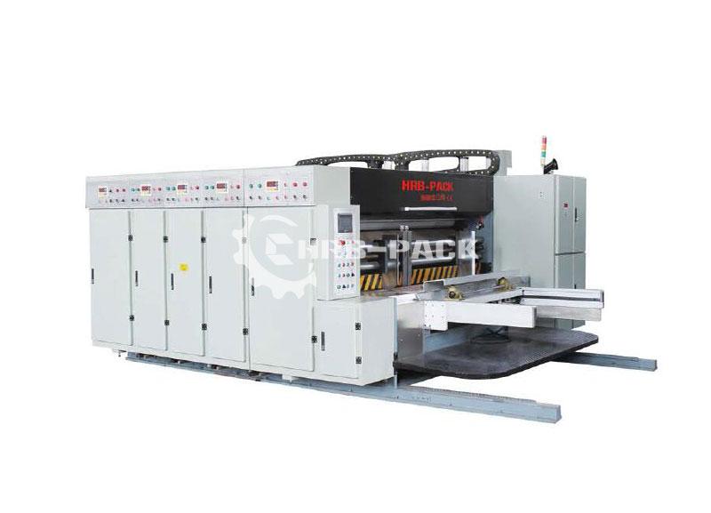 经济型 920/1224/1424 系列自动中速水性印刷开槽模切机