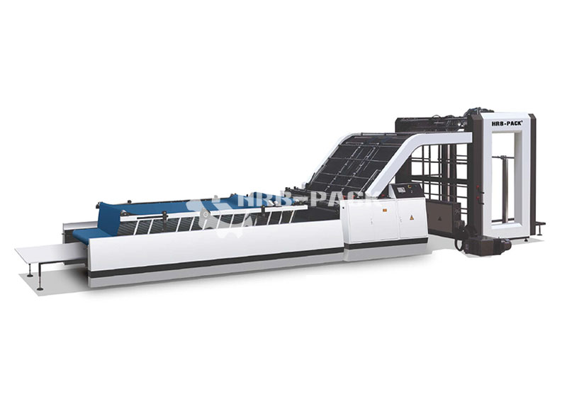 HRB-A 全自动裱纸机