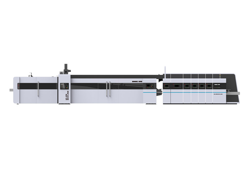 925 全吸伺服印刷粘箱联动线